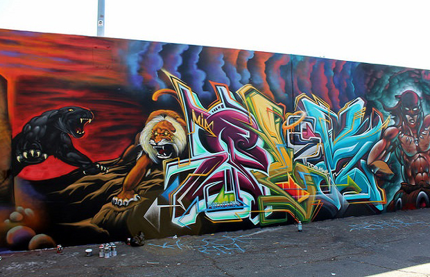 graffiti art tours in los angeles, london, nyc, and more