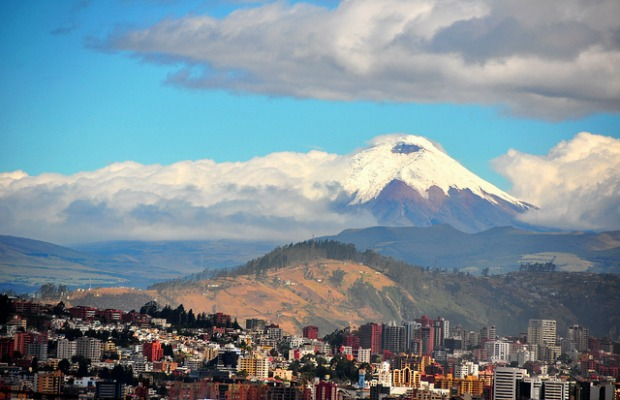 Quito, Ecuador, a budget and cheap travel destination