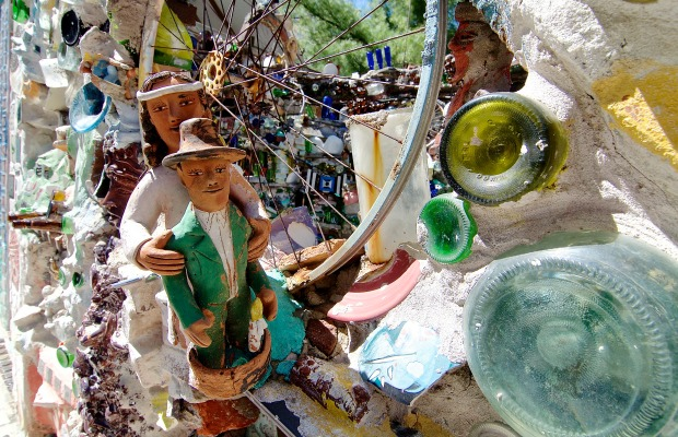 Magic Gardens in Philadelphia, Pennsylvania