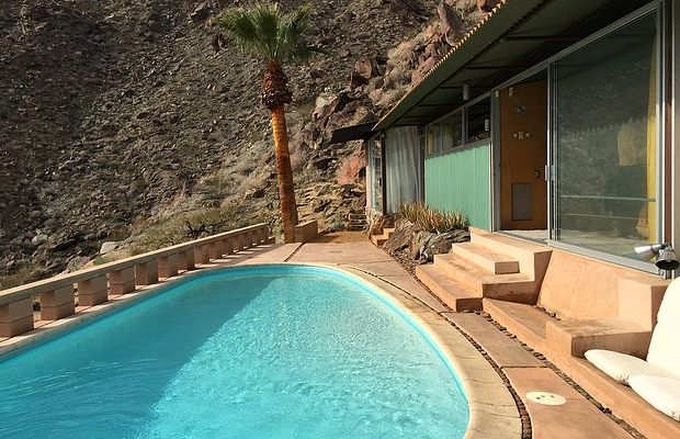 Albert Frey House II, Palm Springs