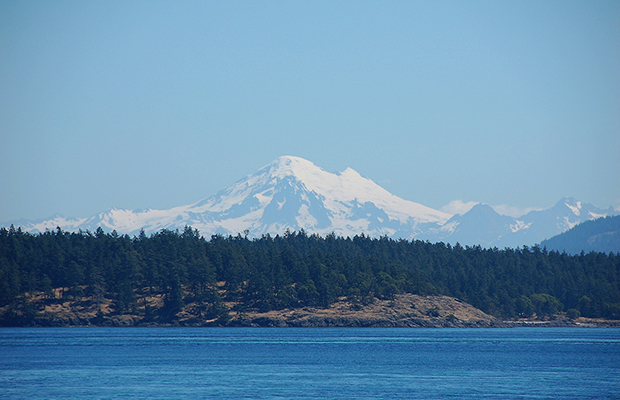 San Juan Islands, Washington/flickr/Patrick McNally