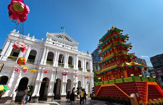 Macau/flickr/Dennis Wong