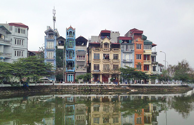 West Lake, Hanoi/Eirinn Disbrow