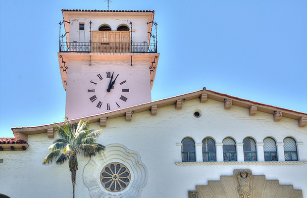 Santa Barbara Courthouse/flickr/AI R