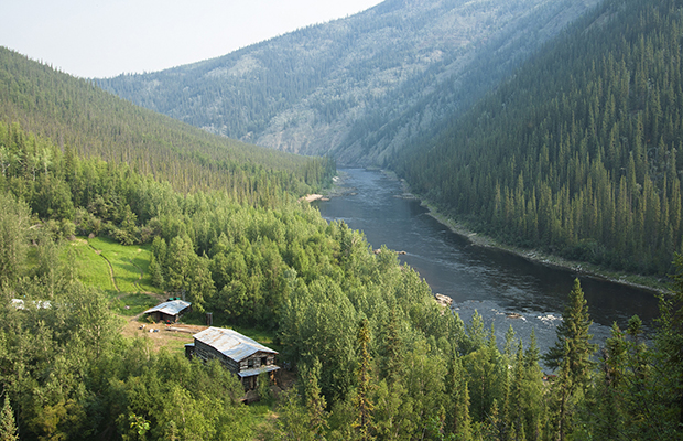 Fortymile River, Yukon Territory/flickr/Bureau of Land Management