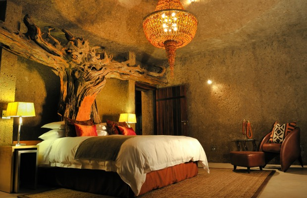 Amber Presidential Suite/Sabi Sabi Earth Lodge