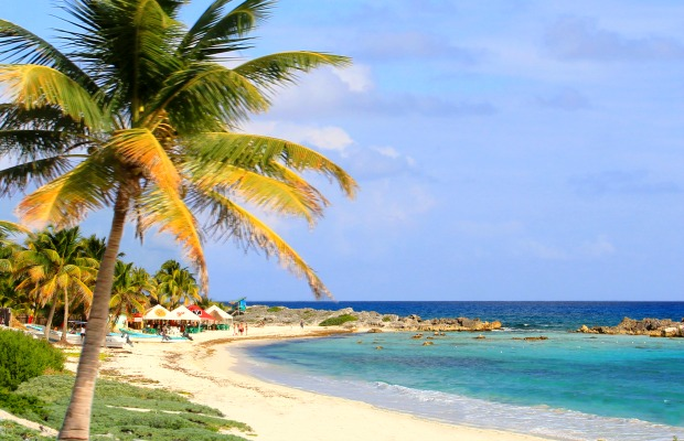 Cozumel, Mexico, beach