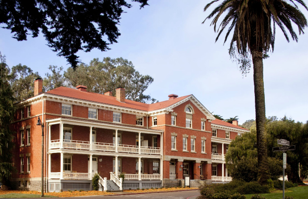 Inn at the Presidio in San Francisco