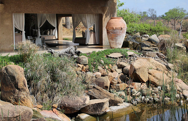 Sabi Sabi Earth Lodge South Africa/Christina Garofalo