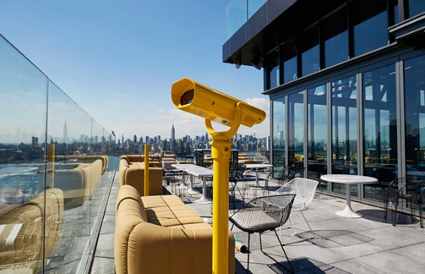 New York, Westlight at The William Vale, rooftop bars