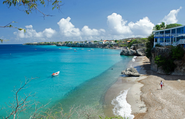Curacao's West Coast by Lily Girma