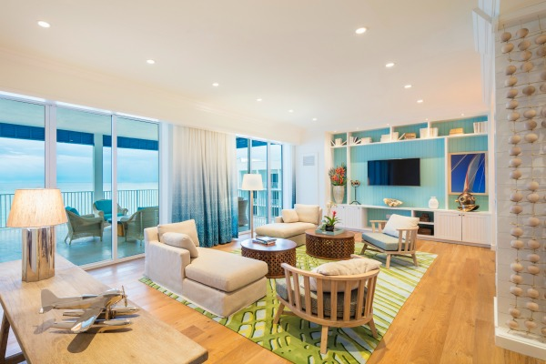 Hollywood, Florida, Margaritaville Hollywood Beach Resort, Jimmy Buffett Suite
