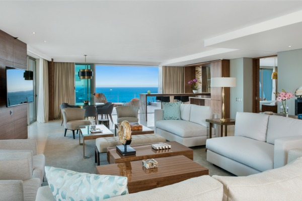 Mexico, Grand Velas Los Cabos, Imperial Suite