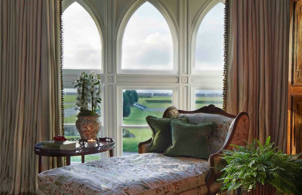 Cong, Ireland, Ashford Castle, Regan Presidential Suite