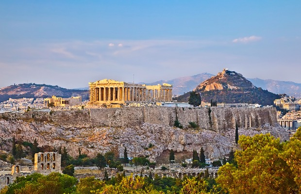Athens, Greece, Acropolis