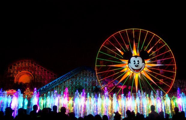 Anaheim, California, Disneyland