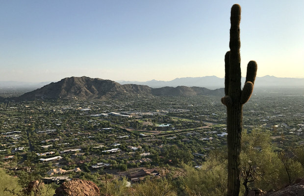 Camelback Mountain/Laura Motta