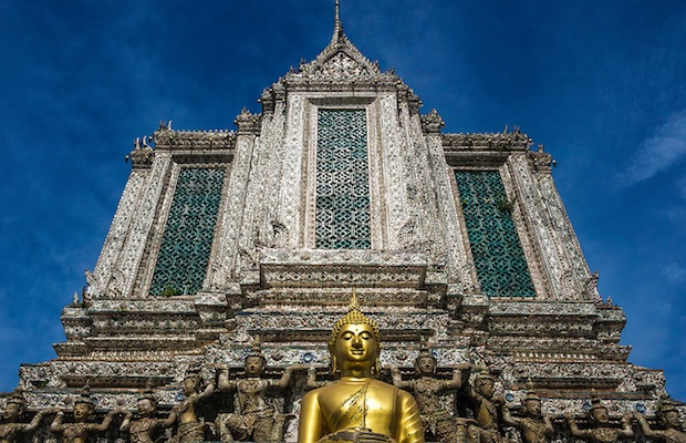 Wat Arun/flickr/Thangaraj Kumaravel